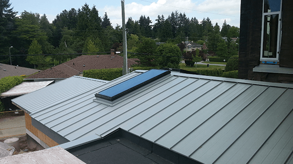 Canuck Roofing Metal Roofing Vancouver BC