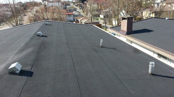 Benefits of Torch On Roofing - Canuck Roofing