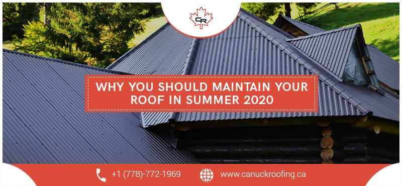 check out the reason why maintaining your home roof in Vancouver is important