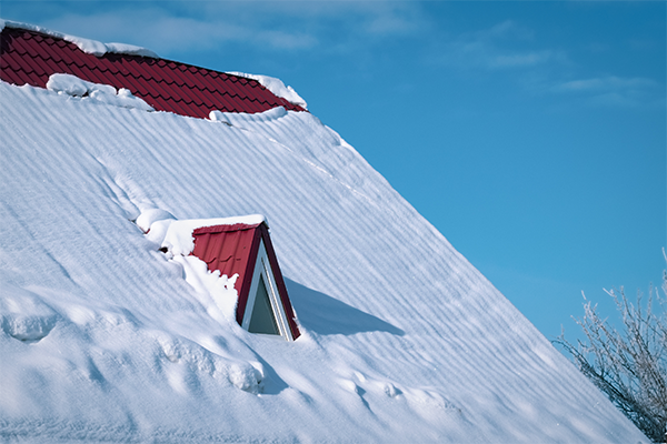 if you need snow removal service for you metal roof in Burnaby, please contact our roofing expert