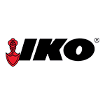 We use the IKO roofing products