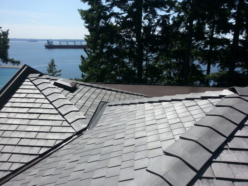 visual image of roof