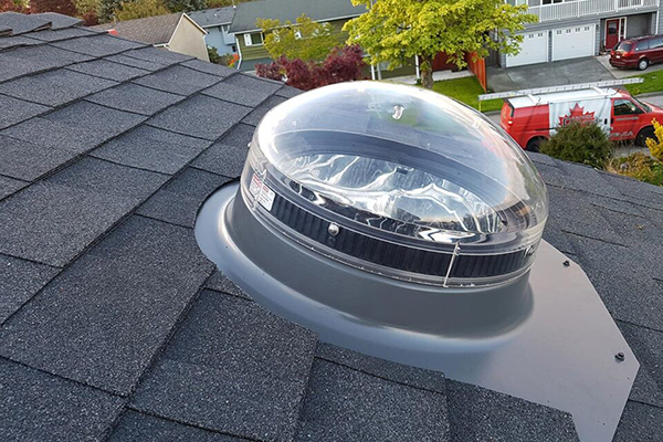 learn more about how much does it cost to install the skylight in Burnaby